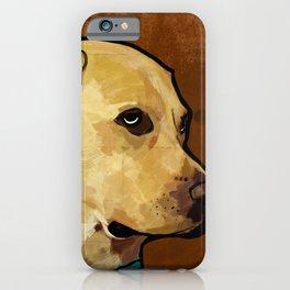 Labrador Retriever iPhone Case