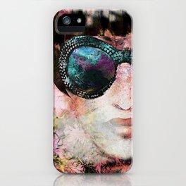 Pink by Lika Ramati iPhone Case