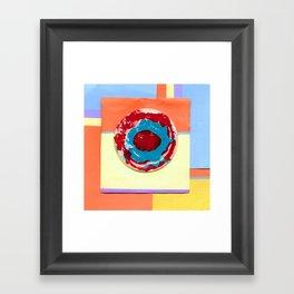 pourdrian Framed Art Print