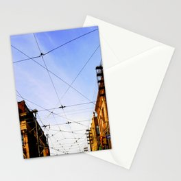 Queen Street Grid Stationery Cards