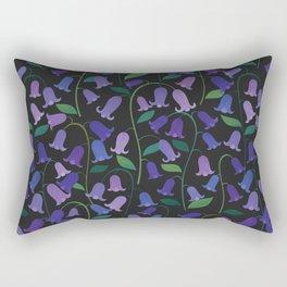 English Bluebells Rectangular Pillow