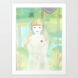 Dulcinea Art Print