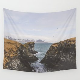 Pathway to the Sea Wall Tapestry
