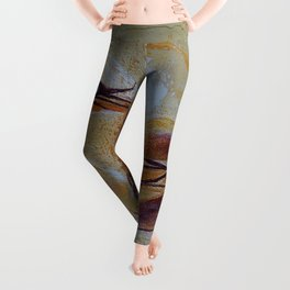 Crazy with Joy | Fou de Joie Leggings