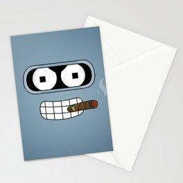 Bender Robot Stationery Cards