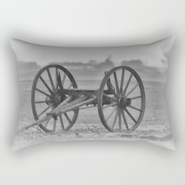 Ghostly Remains Rectangular Pillow