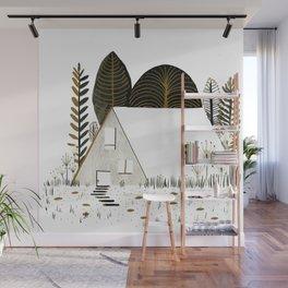 House I Wall Mural