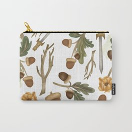 INSTEAD OF BEING AFRAID Carry-All Pouch