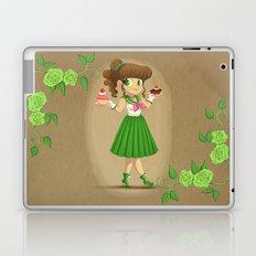Retro Sailor Jupiter Laptop & iPad Skin