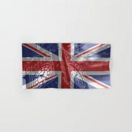 Big Ben - UK Flag Hand & Bath Towel