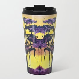 Purple Forest Travel Mug