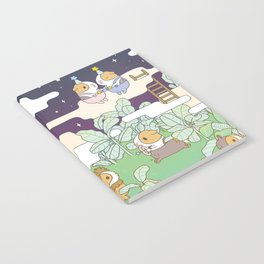 Bubu Horoscope Land Notebook