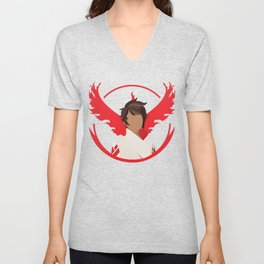 Team Valor Candela Unisex V-Neck