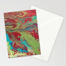 Psychedelic Collection Stationery Cards