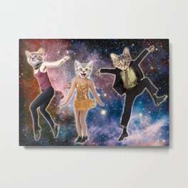 Prancing with the Stars Metal Print