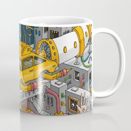 Chop Shop Coffee Mug