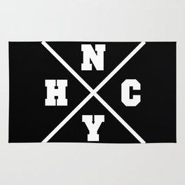 New York hardcore Rug