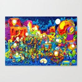 Chatbots Canvas Print