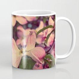 Vintage Dogwood Blossom Coffee Mug