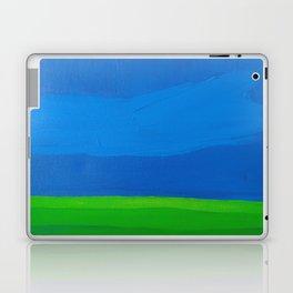 Big Bright Blue Sky Laptop & iPad Skin