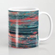 Red Splinters Mug