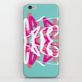 You Are Free iPhone Skin