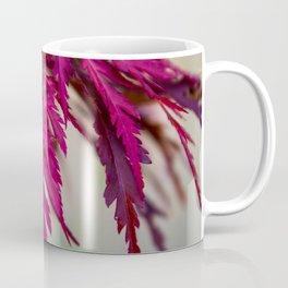 Autumn leaves in the summer Coffee Mug