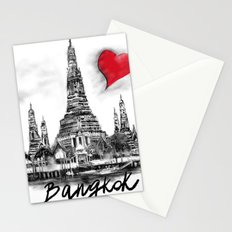 I love Bangkok Stationery Cards