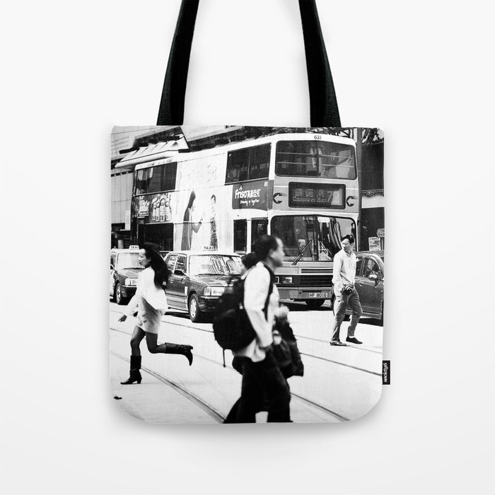 Missed connection  Tote Bag