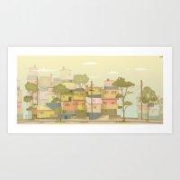SL Art Print