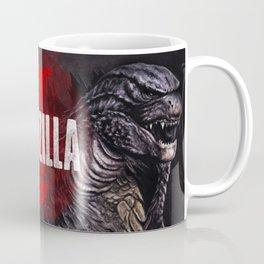 Godzilla II Coffee Mug