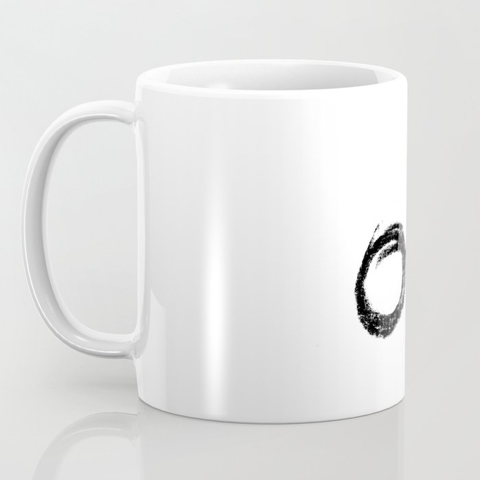 symbol of man 7 Chalk version Coffee Mug