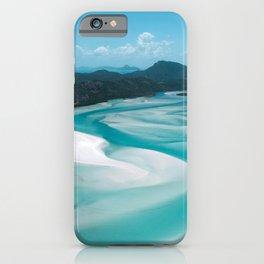 Whitehaven Beach, Australia iPhone Case