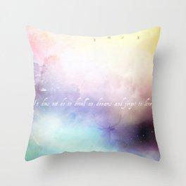 Dwell V1 Throw Pillow