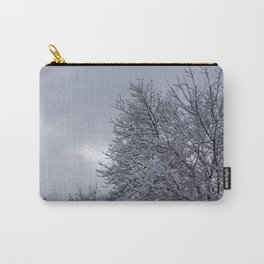 Sunlight Through the Clouds Carry-All Pouch