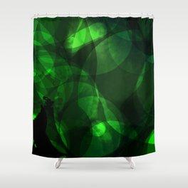 effervescent Shower Curtain