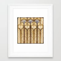 palms Framed Art Prints featuring Palms by Steve W Schwartz Art
