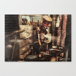 Poster - Makers dream Canvas Print