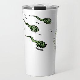 Sperma-blons Travel Mug