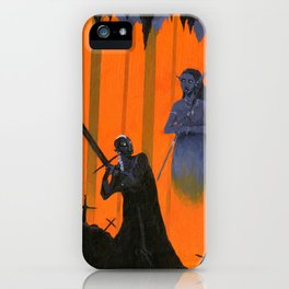 Witches & Warlocks iPhone Case