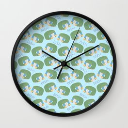 Charjabus Wall Clock