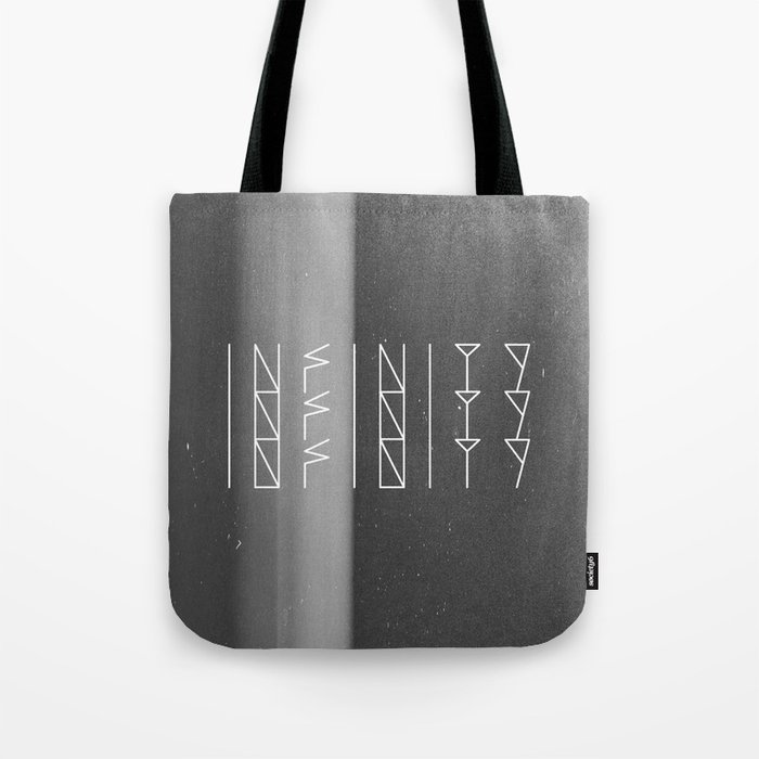 Infinity Forever  Tote Bag