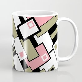C13D GeoAbstract 2 Coffee Mug
