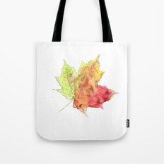 Fall Leaf #2 Tote Bag