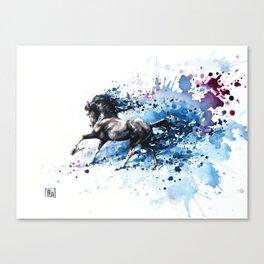 """Poseidon"" Canvas Print"