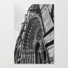Cathedral Church of St. John the Divine III Canvas Print