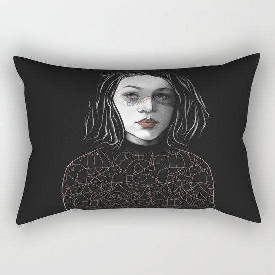 Lisa Rectangular Pillow