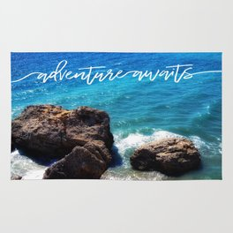 The Great Wave Adventure Rug