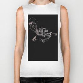 Gasmask Projector                          Biker Tank