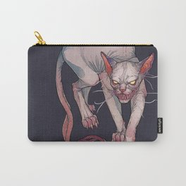 Goblin cat Carry-All Pouch